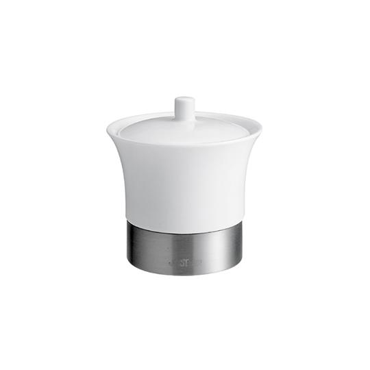 Cotton ball pot
