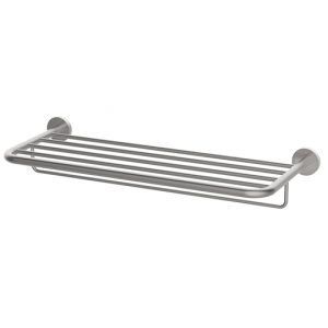 Towel Rack with Rail